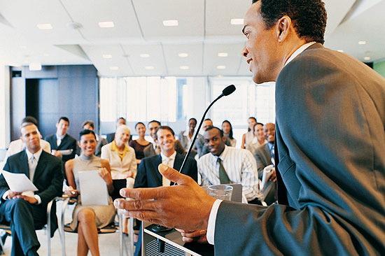 Selvtillit med Public Speaking