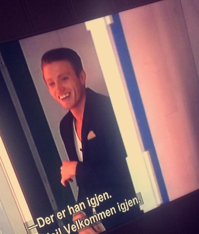 Morten Hake Big Brother