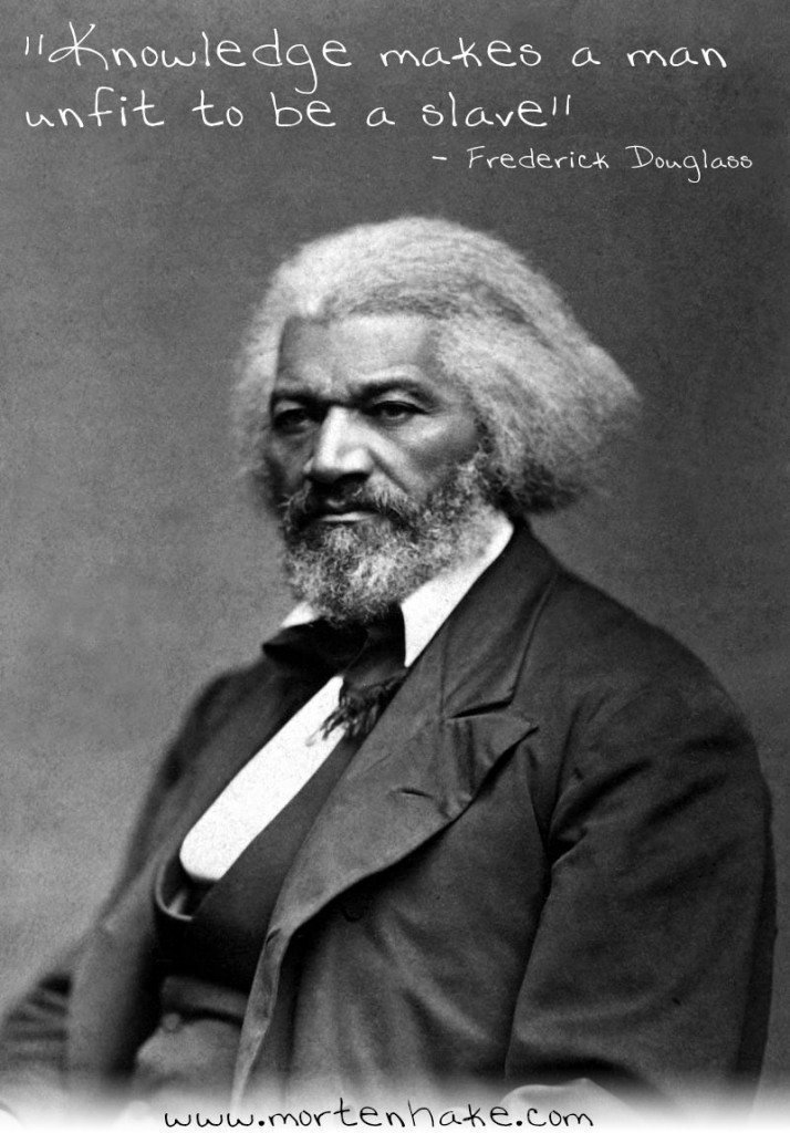 Frederick_Douglass_Knowledge_Mortenhake.com