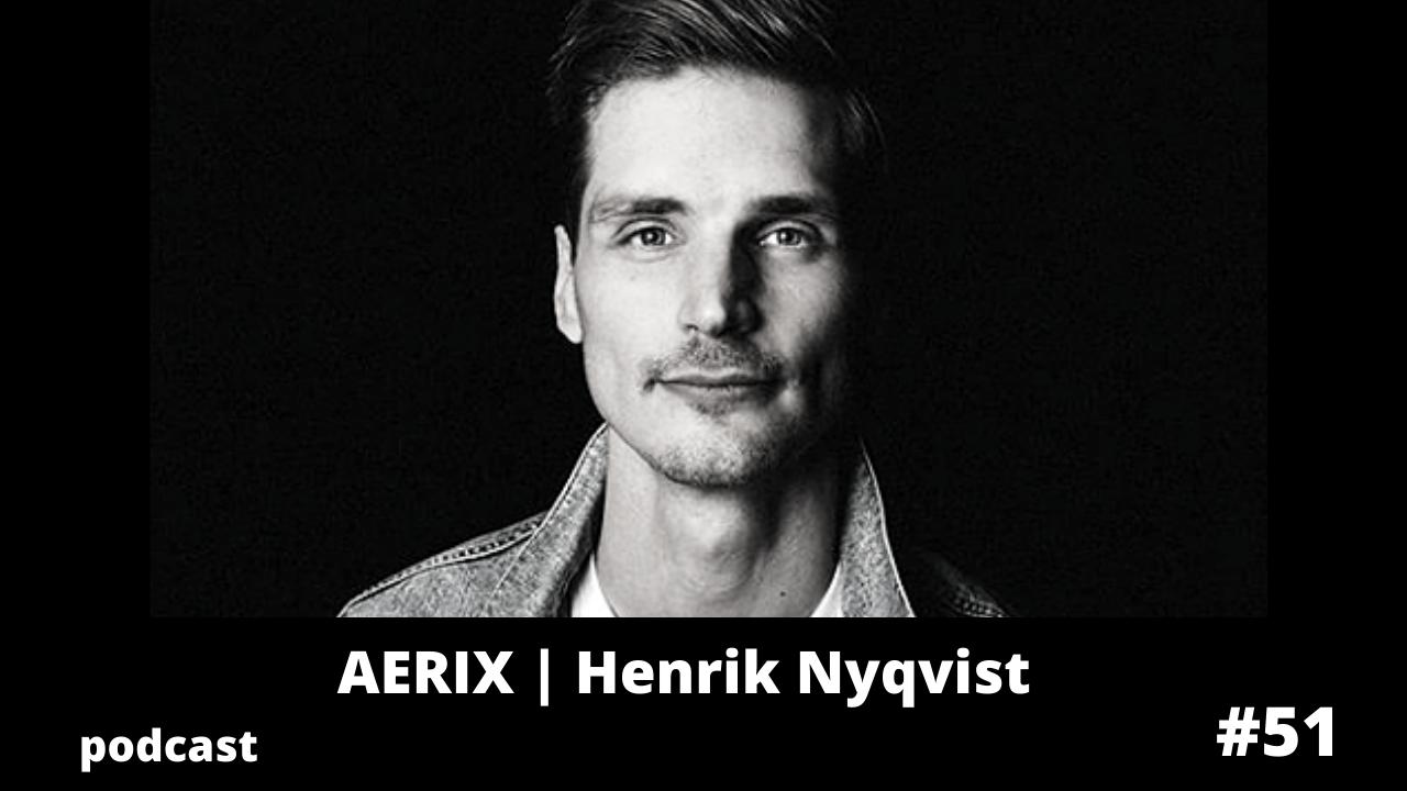 Hakeslepp #51 AERIX - Henrik Nyqvist